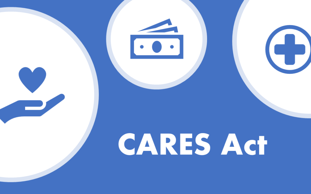 Provisions related to charitable giving in the CARES Act